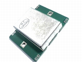 HB100 microwave doppler radar motion sensor module