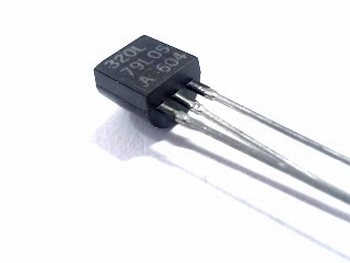 79L05 voltage regulator TO92