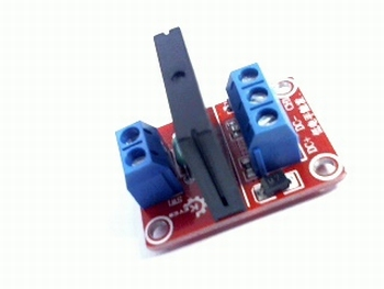 1 kanaals Solid state relais module