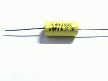 Condensator 0,56uF 63V low esr