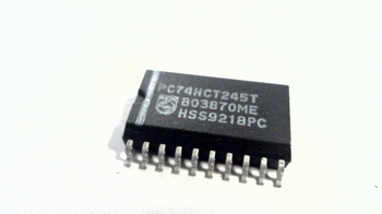 74HCT245T bus transciever SMD