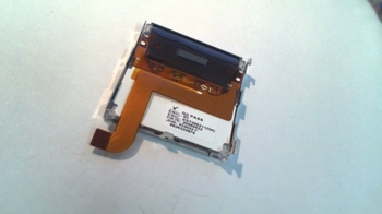 LCD Display Motorola 7286211Z04