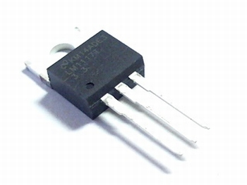 LM1117T - 3.3 volts - voltage regulator
