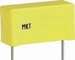 MKT capacitors